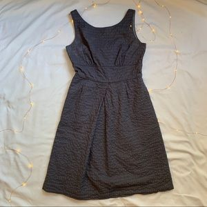 J. Crew Gray Dress with Pockets!